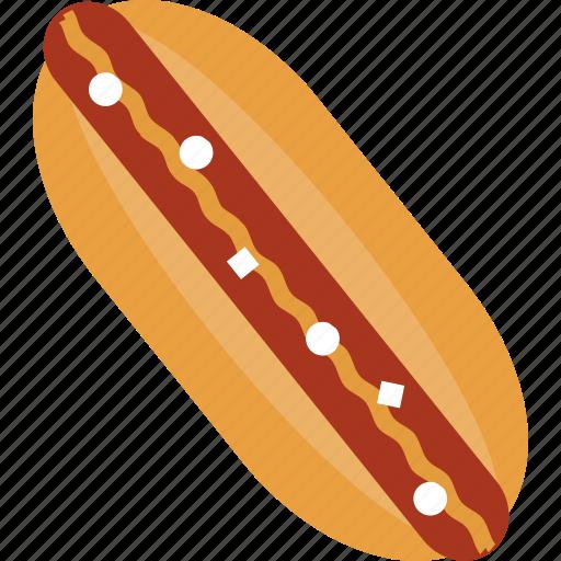 eat, fastfood, hamburger, hotdog, junk food, meal, restaurant icon