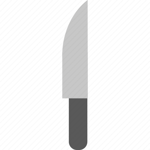 cut, cutlery, kitchen, knife, restaurant, sharp, table icon