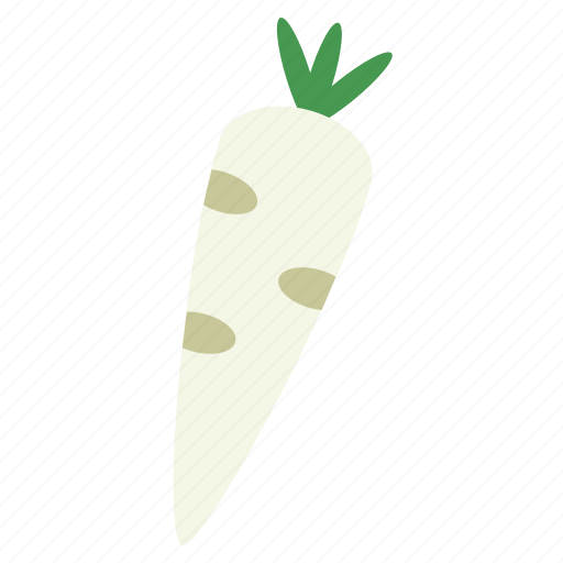 cooking, eat, food, fruit, healthy, radish, vegetable icon