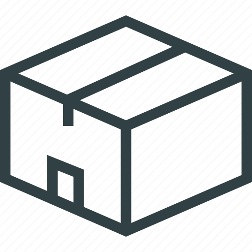 Box, cargo, delivery, package icon - Download on Iconfinder