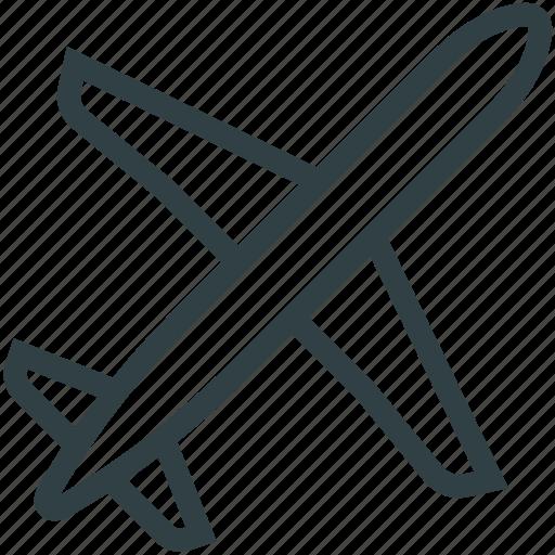 delivery, international, logistics icon