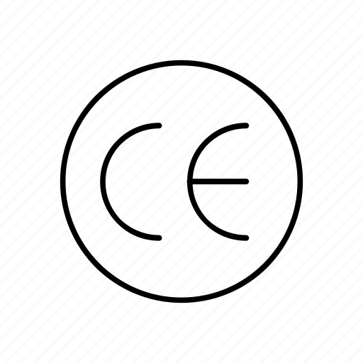 copyright, delivery, fas, shipping icon