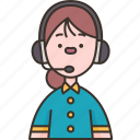 call, center, service, customer, support
