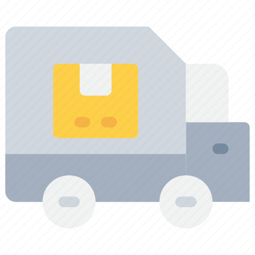 delivery, freight, logistics, package, service, shopping, transport icon