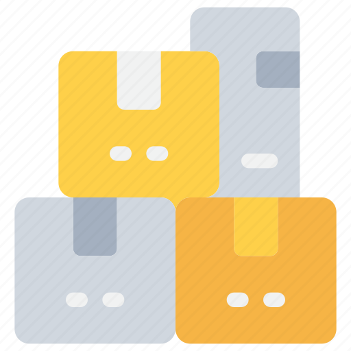 box, boxes, delivery, logistics, package icon