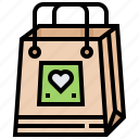 bag, carry, items, order, shopping icon