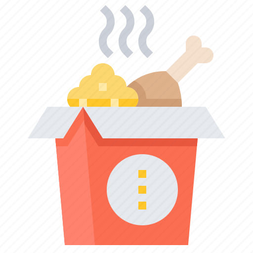 Delivery, fast, food, meal, takeout icon - Download on Iconfinder