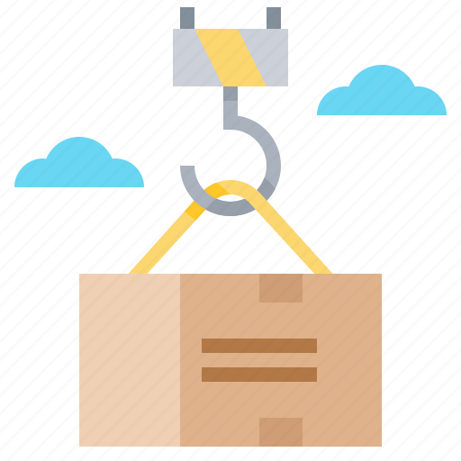 Cargo, container, loading, logistic, shipping icon - Download on Iconfinder