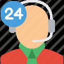 avatar, face, man, operator, people, person, profile icon