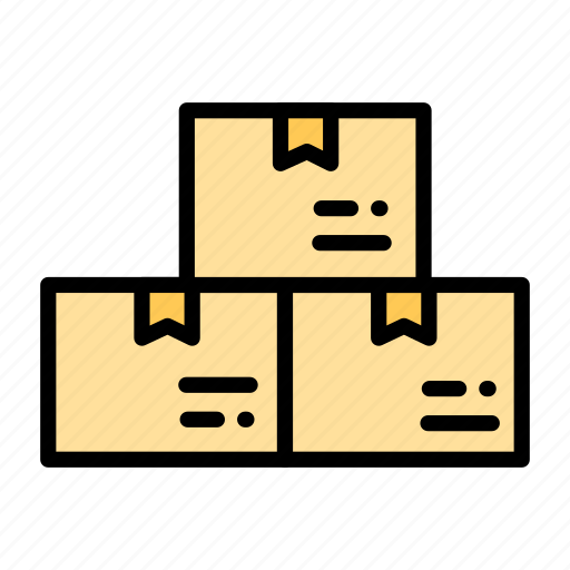 Box, delivery, logistics, package icon - Download on Iconfinder