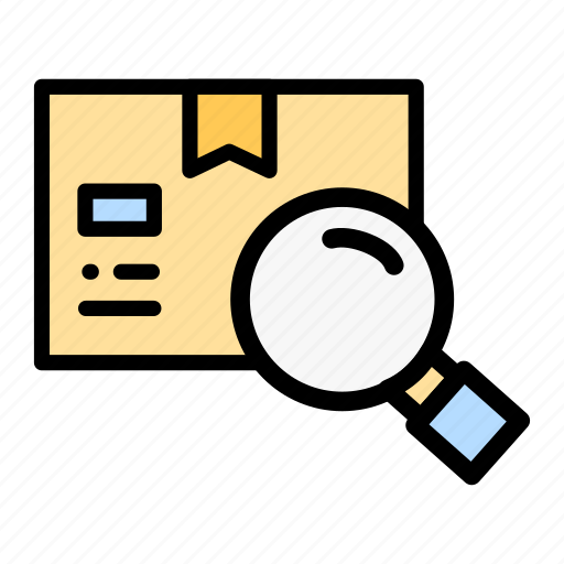 checking, delivery, logistic, package, shipping icon