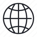 global, globe, logistics