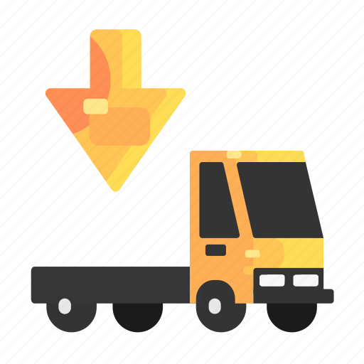 box, delivery, package, shipping, transportation icon