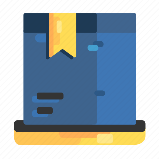 Box, cardboard, delivery, goods, items, sent, shipping icon - Download on Iconfinder