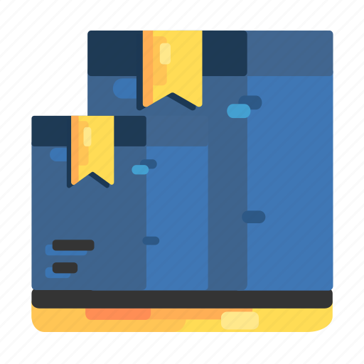 Boxes, goods, lots, more, shipping icon - Download on Iconfinder