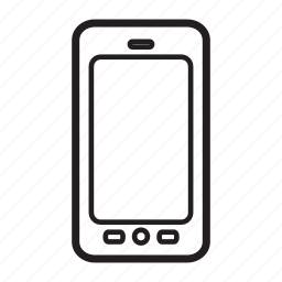 cell phone, gadget, mobile, phone, smartphone, tablet, telephone icon