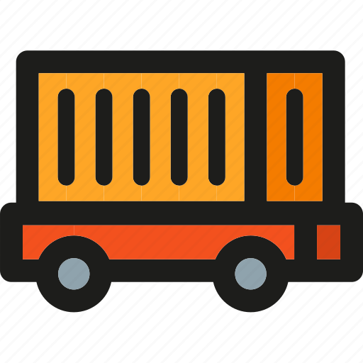Transfer, box, delivery, logistic, package, shipping, transport icon - Download on Iconfinder