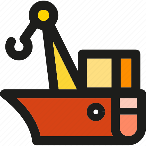 delivery, lift, ship, shipping, transport, transportation, vehicle icon