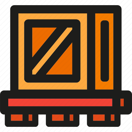 box, delivery, logistic, package, shipping, transport icon
