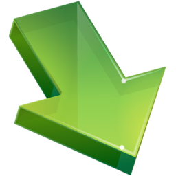 Arrow, green icon - Free download on Iconfinder