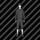 clothing, dane, design, fashion, man, national, style icon