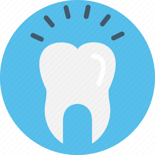 dental care, dental health, healthy tooth, shiny teeth, sparkling tooth icon