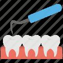 dental, dental cleaning, dental drill, dental filling, dentist icon