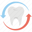 care, dental, dental protection, tooth, tooth protection icon