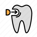 medicine, oral, replace, stomatology icon