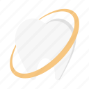 teeth, protection, shield, secure, oral icon