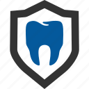 care, dentistry, gum, protection, security, teeth, tooth icon