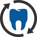 care, dental, dentistry, gum, service, teeth, tooth icon