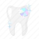 care, damage, dental, tooth icon