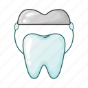 crown, dental, stomatology, tooth