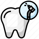 dental, drill, tooth, dentist, tools, equipment, care