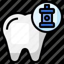 mouthwash, dental, care, tooth, hygiene, dentist, healthcare