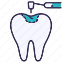 dental, equipment, medical, treatment, filling, tooth, fix