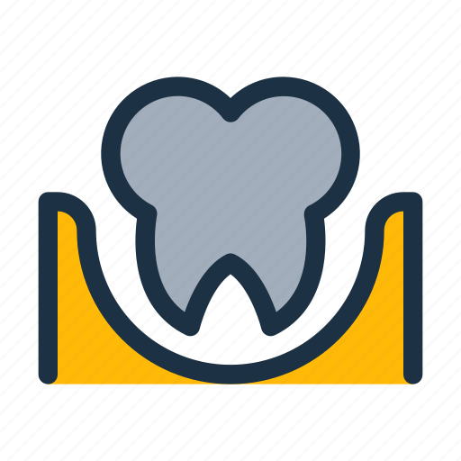 care, clinic, dental, healthcare, medical, teeth, tooth extraction icon