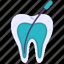 canal, dental, endodontics, medical, root, tooth, treatment
