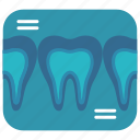 checking, dental, medical, ray, teeth, x