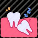 dental, gum, pain, teeth, tooth, wisdom