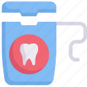 clean, dental care, dentist, floss, flossing, health, tooth