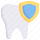 dental care, dentist, health, healthcare, protection, tooth, tooth with shield