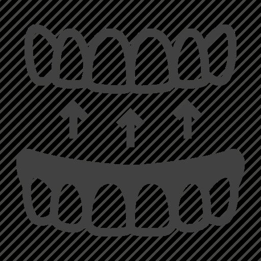 Dental, dentistry, denture, medical, prosthesis icon - Download on Iconfinder
