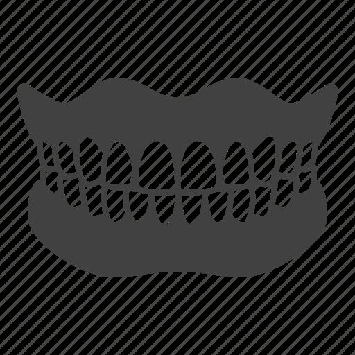 Dental, dentistry, denture, medical, teeth icon - Download on Iconfinder