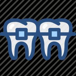 dental, dental orthodontic treatment, dentist, dentistry, medical, oral hygiene, tooth icon