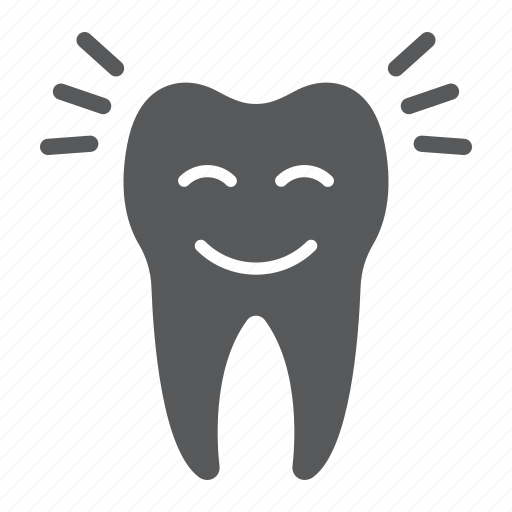 care, clean, dental, healthy, smile, stomatology, tooth icon