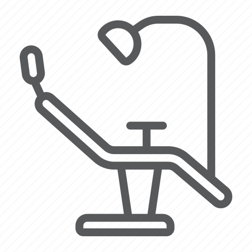 care, chair, clinic, dental, dentist, dentistry, stomatology icon