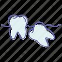 dentist, fractured teeth, healthcare, impacted wisdom teeth, tooth decay, wisdom teeth, wisdom tooth