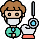 checkup, dentist, oral, clinic, healthcare